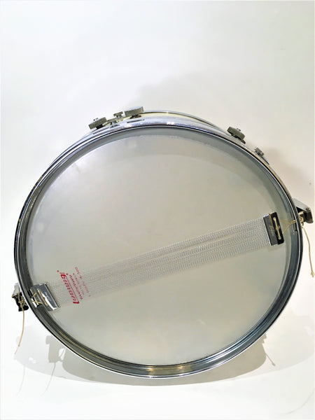 Leedy & Ludwig Knob Tension kit in White Marine Pearl (1951)