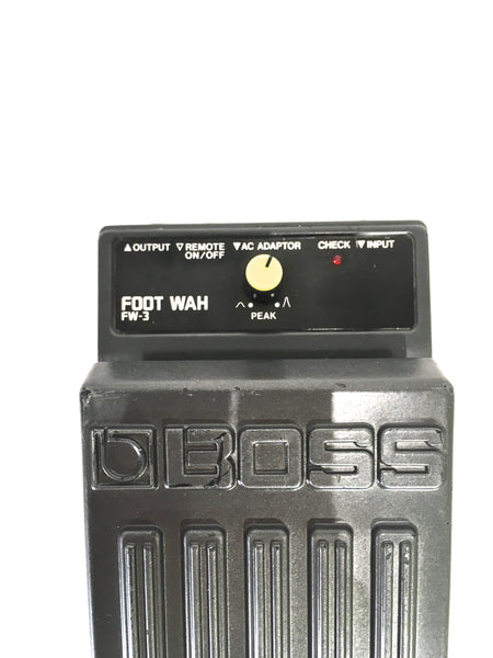 Boss FW-3 Foot Wah (used)