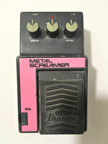 Ibanez MSL Metal Screamer
