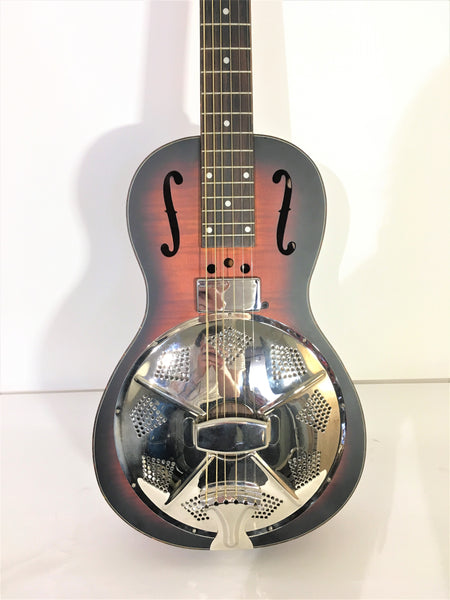 Republic Wood Body 7/8 Resonator (used)