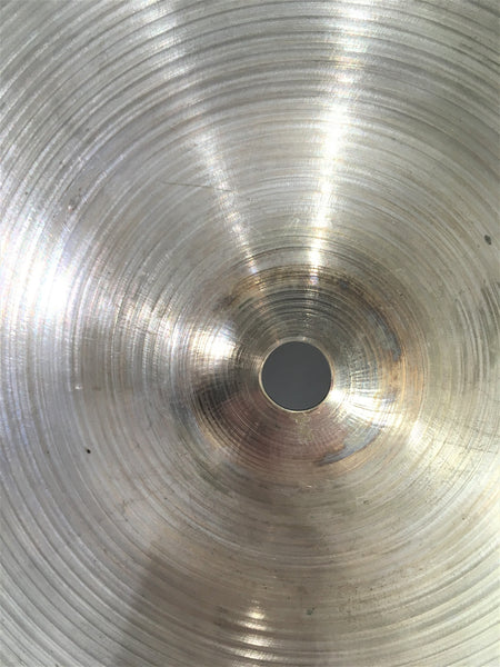 "Zildjian  15"" New Beat Hi-Hats (70's)"