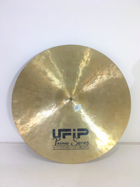 "UFIP Primo Series 20"" Ride (used)"