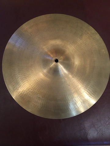 "Zildjian 16"" crash (1970's)"