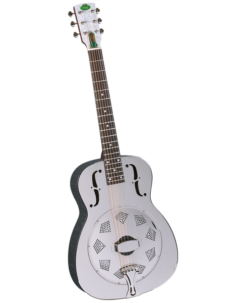 Regal RC-2 Duolian Nickel-Plated Brass Resophonic Guitar