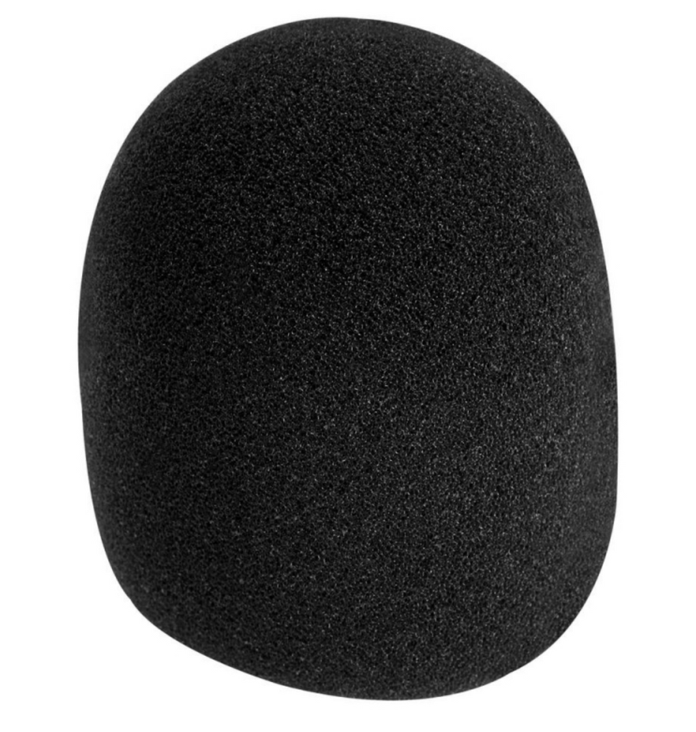 On-Stage ASWS58-B Foam Microphone Windscreen