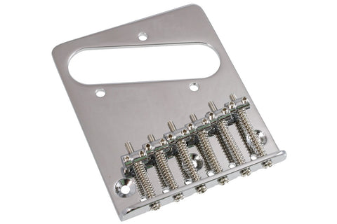 Allparts TB-5034 6 Saddle Bridge for Import Telecaster