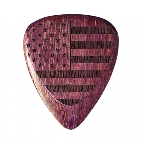 Timber Tones Flag Tone Stars & Stripes Purple Heart Single