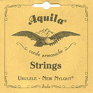 Aquila new Nylgut ukulele strings