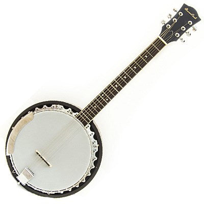 Beaver Creek guitar banjo