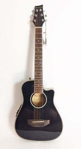 Beaver Creek Traveller guitar black
