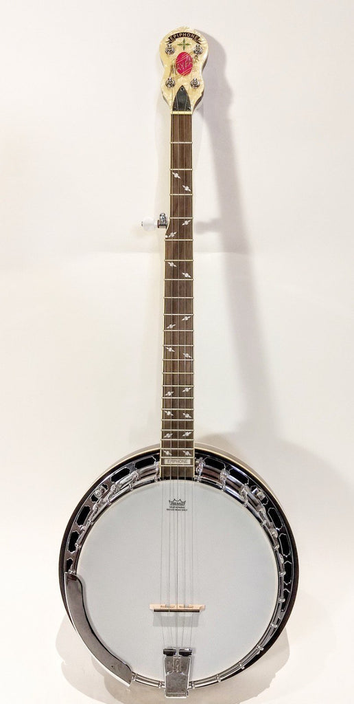 Epiphone Mayfair banjo