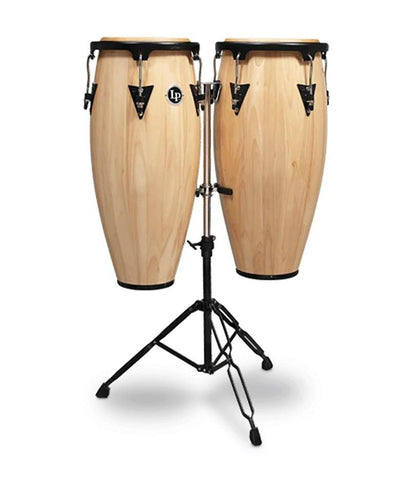 "LP Aspire 10""/11"" Conga set natural wood"