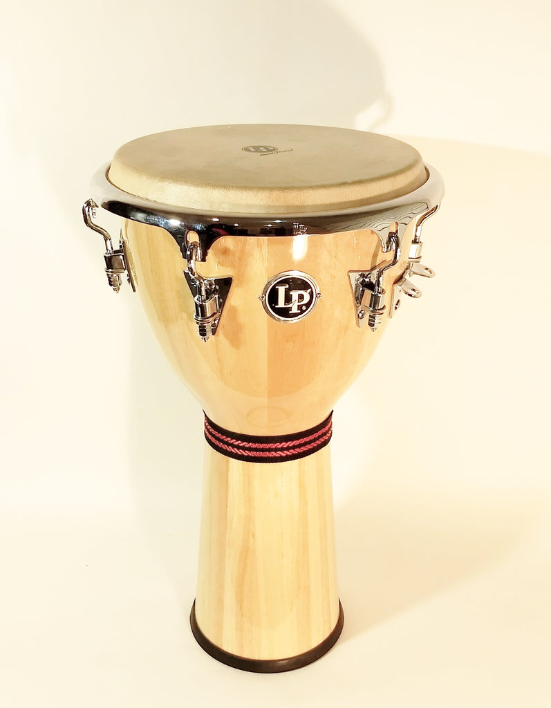 LP Oak djembe