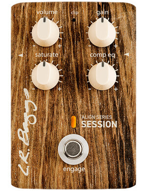 L.R. Baggs Align Series Session Pedal