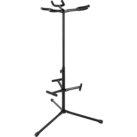 On-Stage GS7355 triple guitar stand