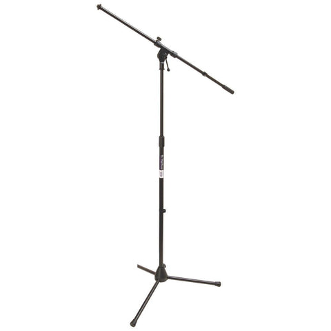 On-Stage Euroboom mic stand black
