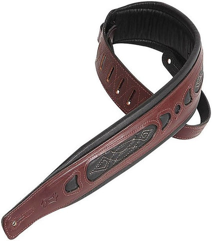 Levys Strap PM31-BRG