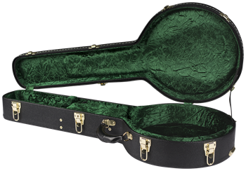 Superior tenor banjo case openback