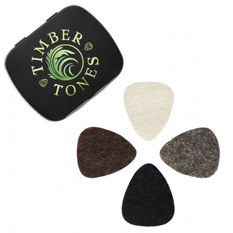 Timber Tones FEL-MT-4 Felt Tone 4 pack