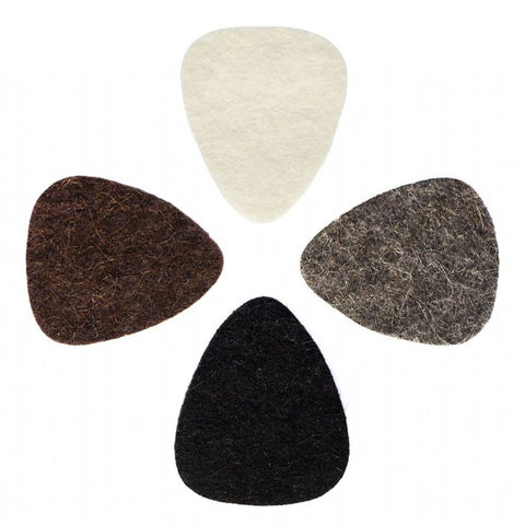 Timber Tones Felt Tones Assorted 4 pack