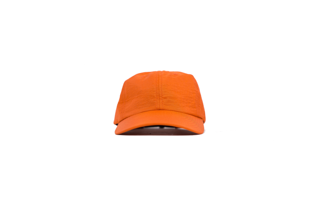 "NORSE NYLON SPORTS CAP ""INDUSTRIAL ORANGE"""