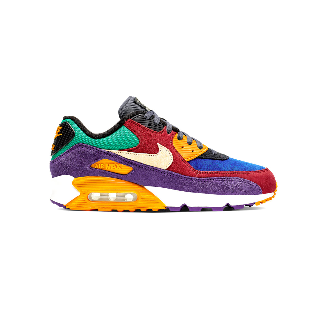 "AIR MAX 90 QS VIOTECH ""UNIVERSITY RED/PALE VANILLA"""