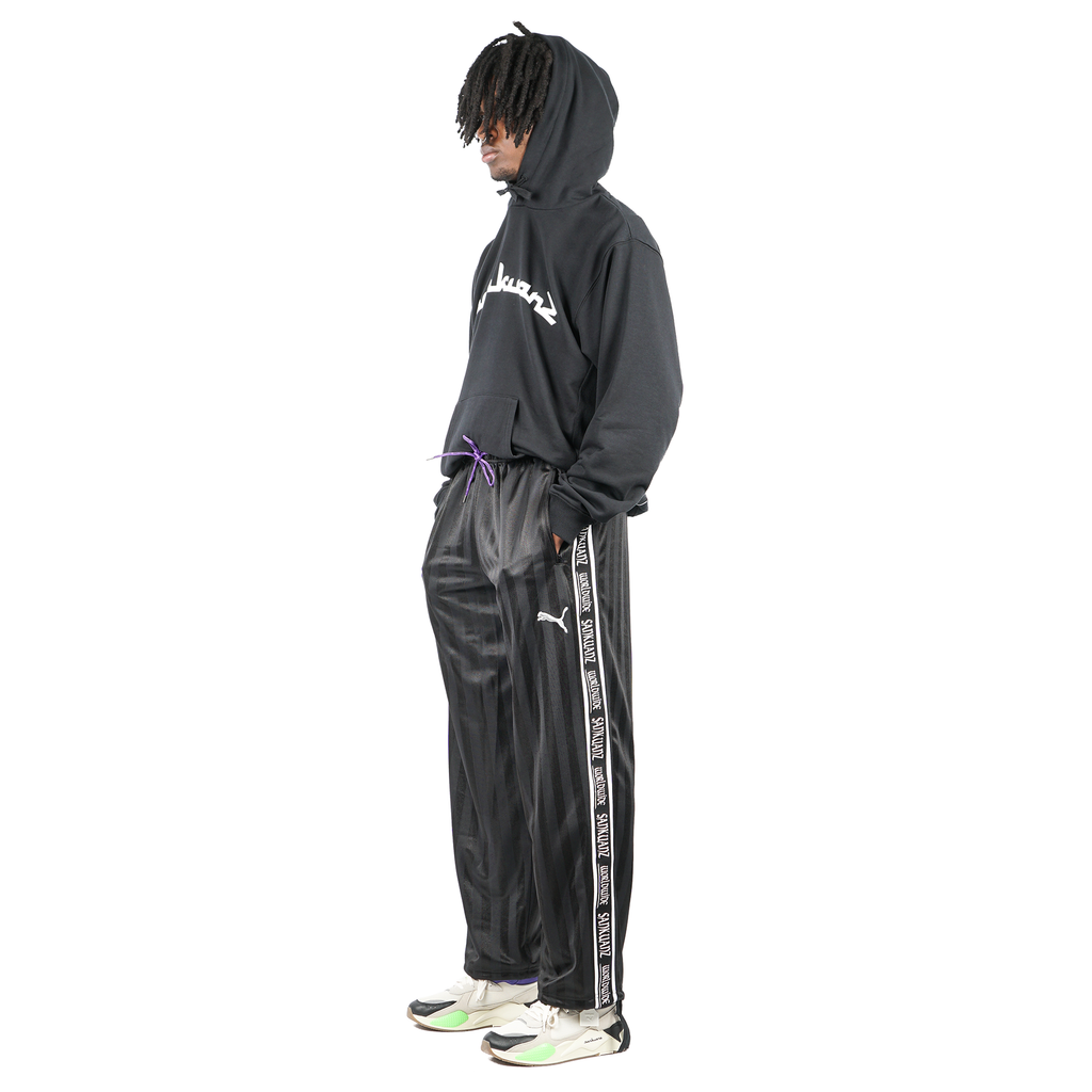 "x SANKUANZ TRACK BOTTOM ""BLACK"""