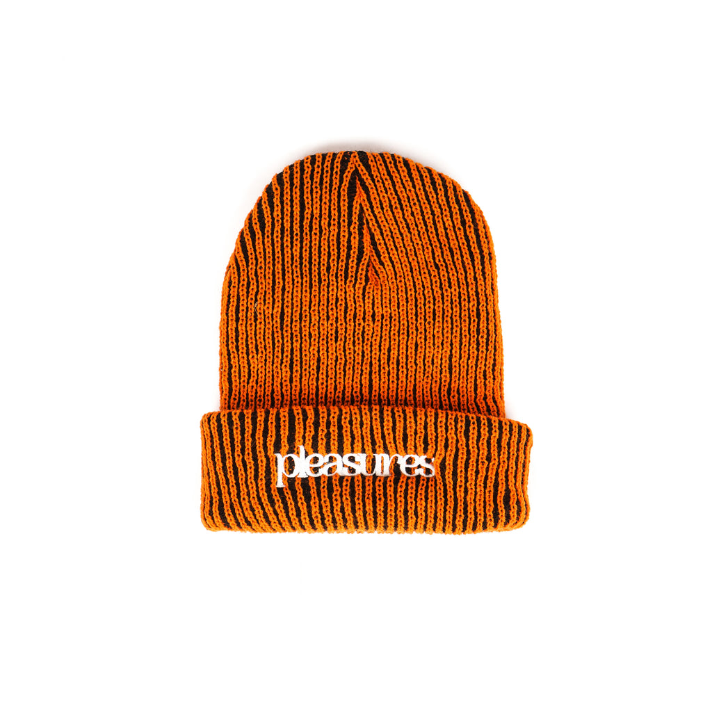"VIOLATION BEANIE ""ORANGE"""