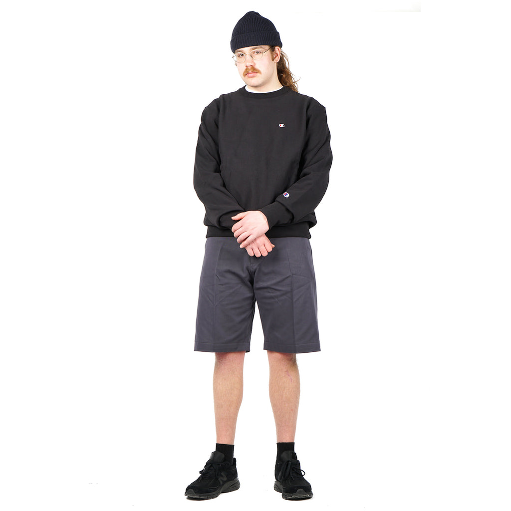 "CYNCH WAIST SHORT ""GRAPHITE"""