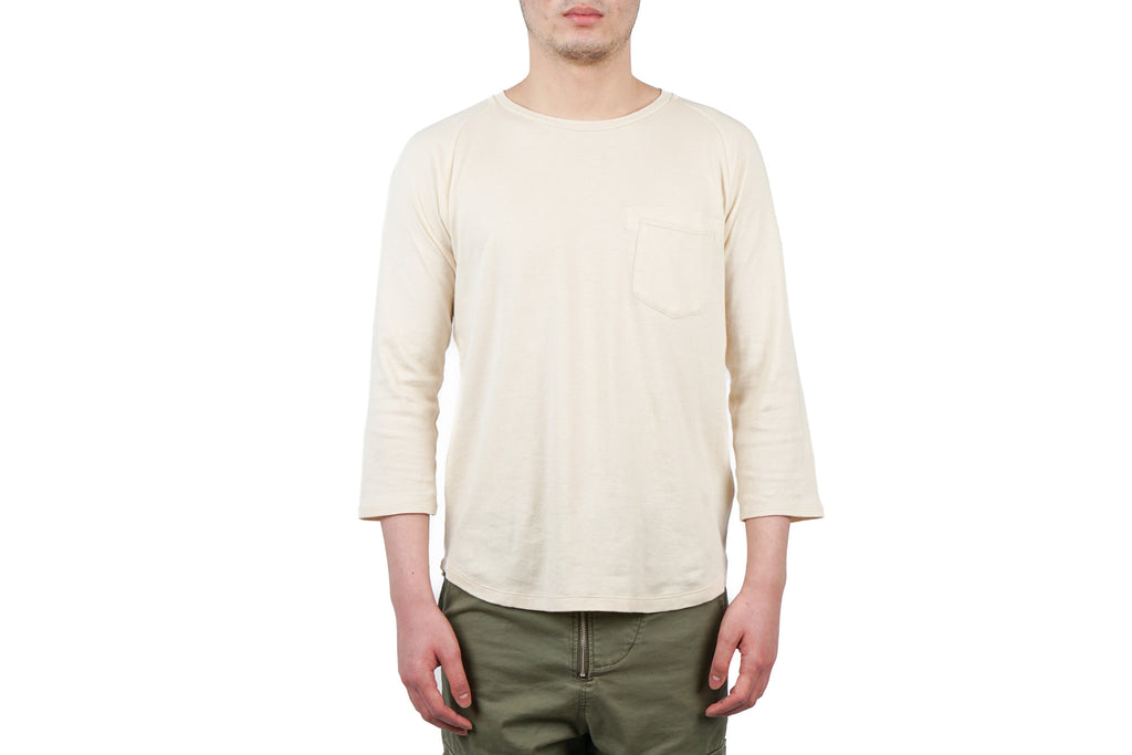 BARE ORGANIC SMOOTH RAGLAN