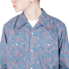 "ONE-UP COWBOY SHIRT ""BLUE GREY"""