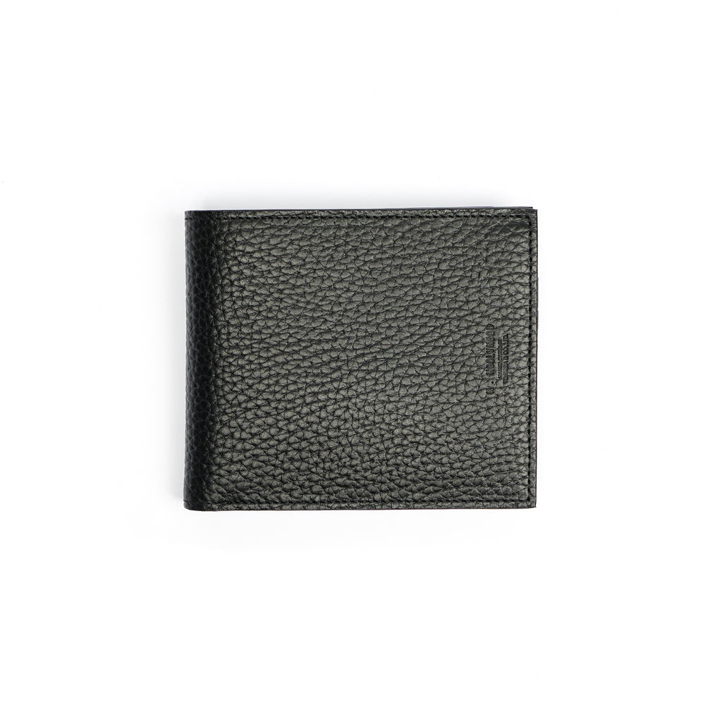 COW LEATHER BILLFOLD WALLET