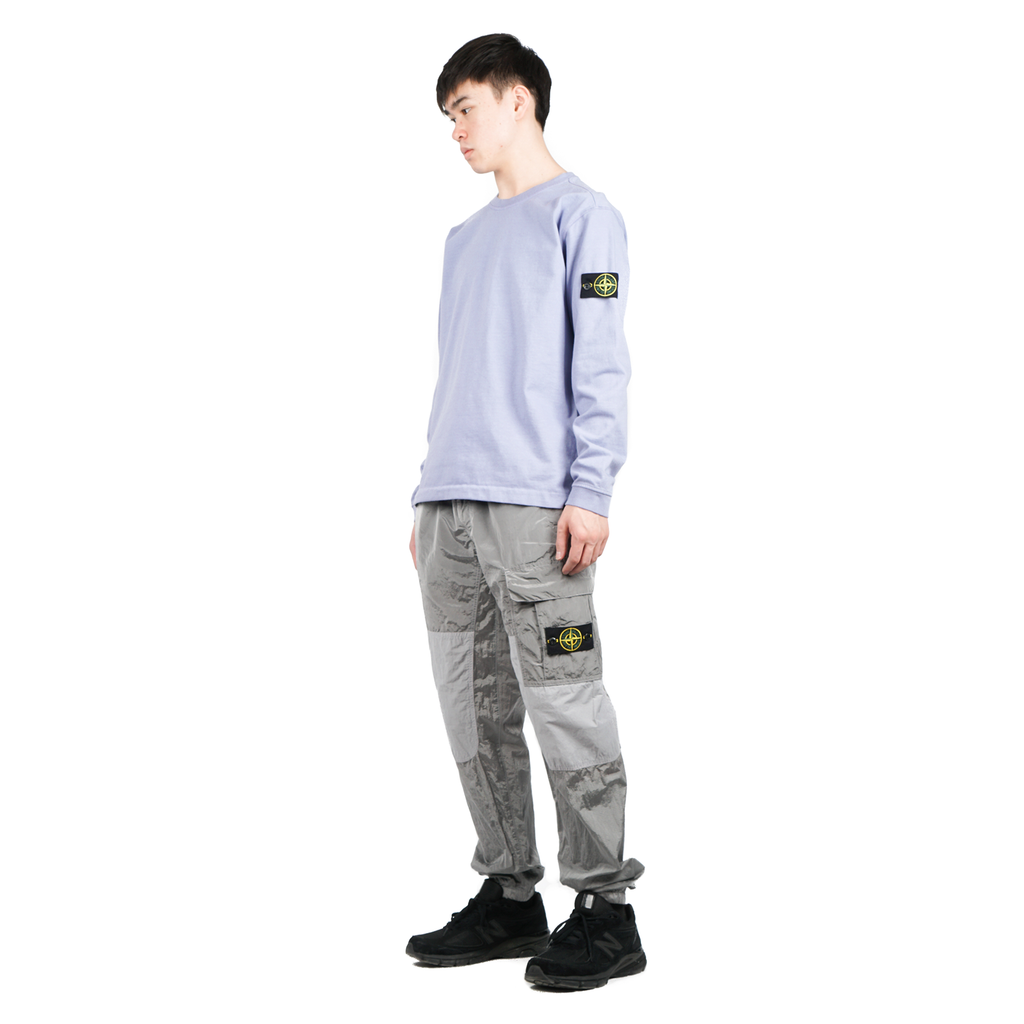 NYLON METAL RIPSTOP CARGO PANTS