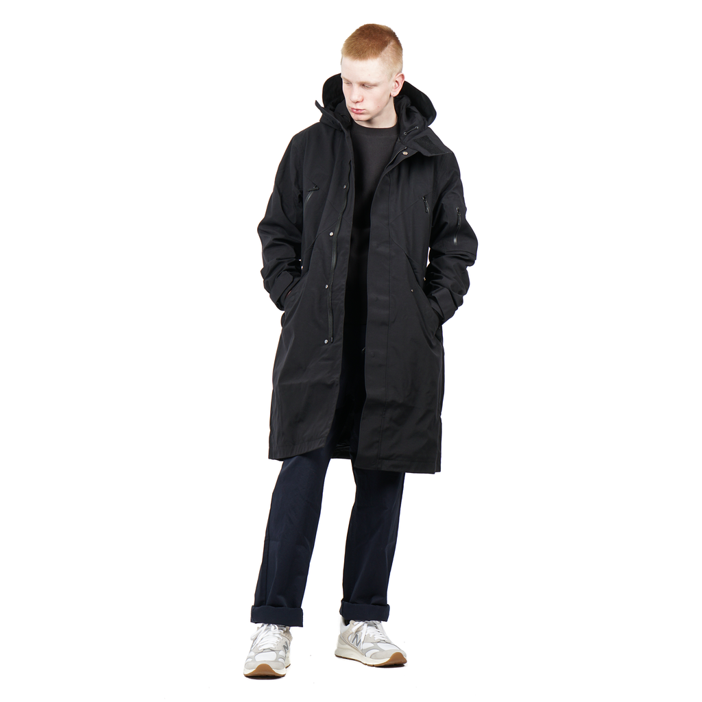 DOWN MODS COAT