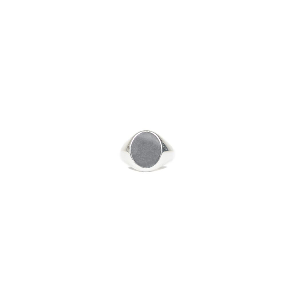 "SIGNET RING ""SILVER"""