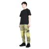 "NYLON METAL RIPSTOP CARGO PANTS ""LEMON"""