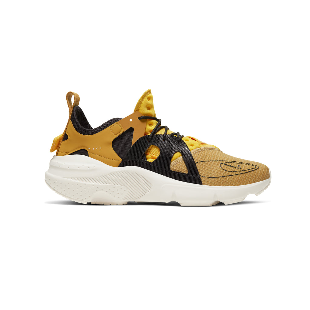 "HUARACHE-TYPE ""CLUB GOLD/PALE IVORY"""