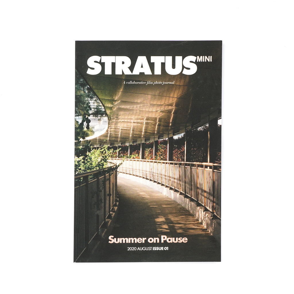 STRATUS MINI ISSUE 01: SUMMER ON PAUSE