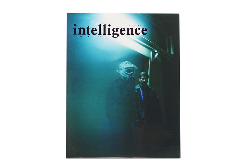 "INTELLIGENCE MAGAZINE ISSUE 2 ""SK8THING AND TOBY FELTWELL"""