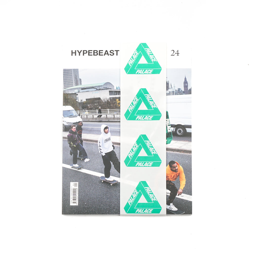 HYPEBEAST MAGAZINE ISSUE #24: THE AGENCY ISSUE