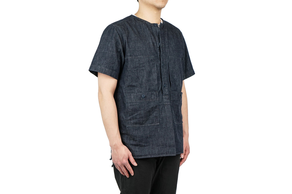 DUNGAREE FIELD SHORT SLEEVE