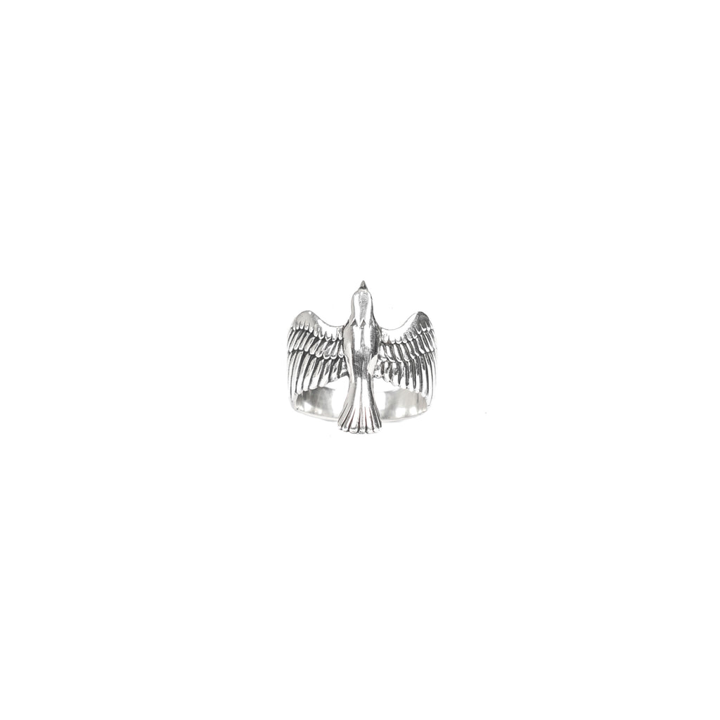 "EAGLE RING ""SILVER"""