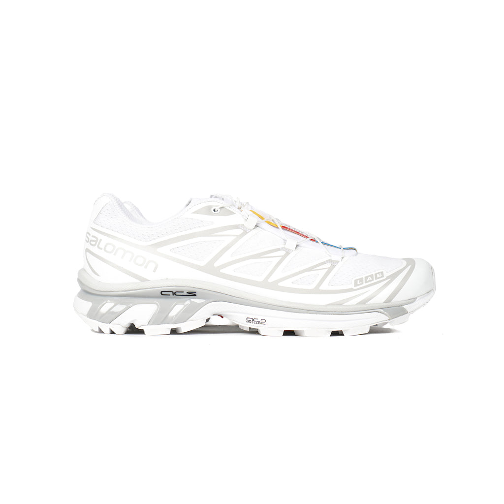 "S/LAB XT-6 SOFTGROUND LT ADV ""WHITE"""