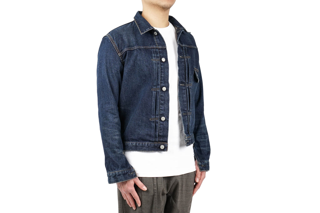 1ST DENIM JACKET