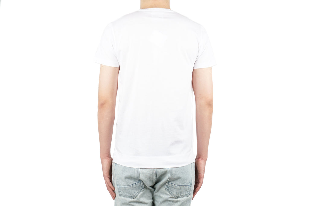 "ESBEN BLIND STITCH SS ""WHITE"""
