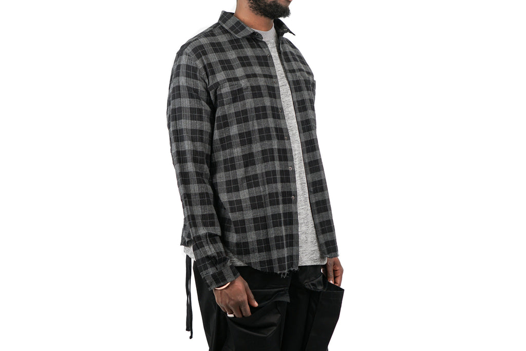 LIGHT PLAID FLANNEL