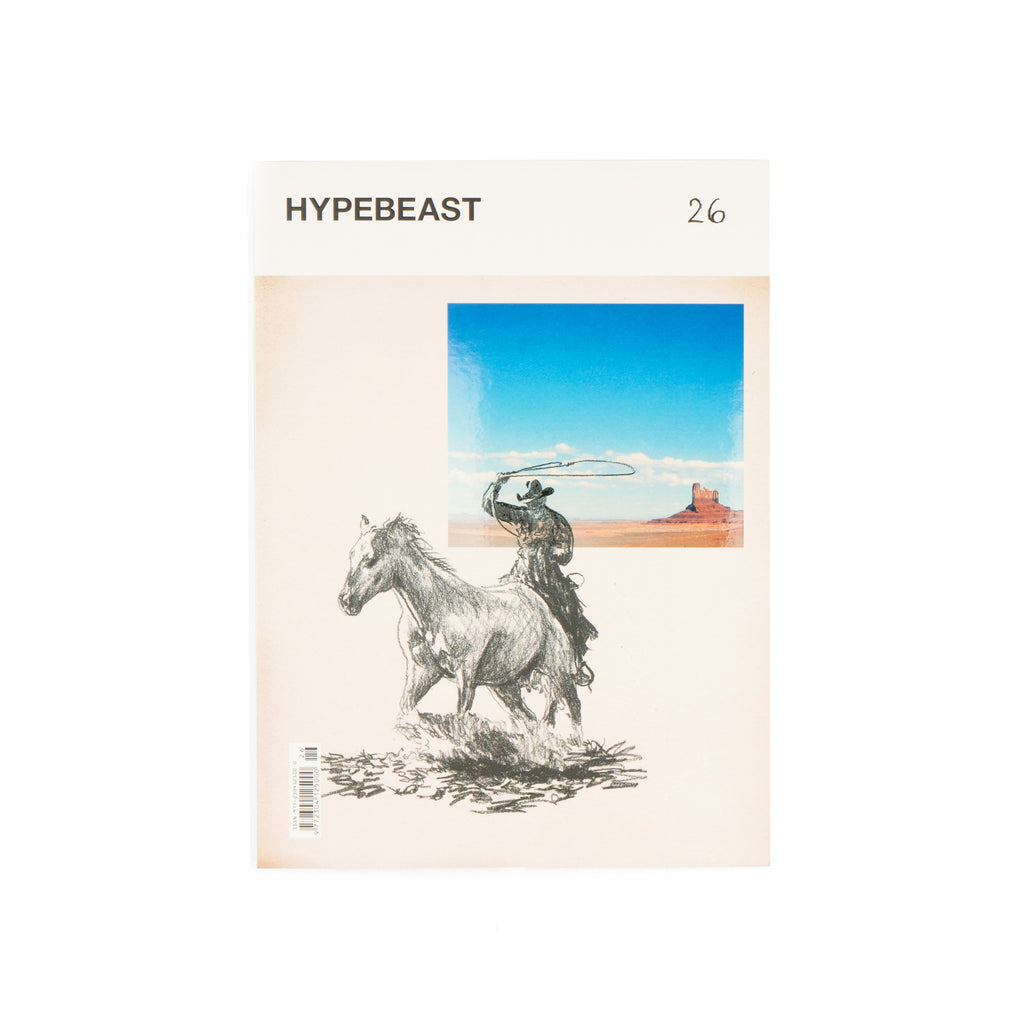 HYPEBEAST MAGAZINE ISSUE #26: THE RHYTHMS ISSUE