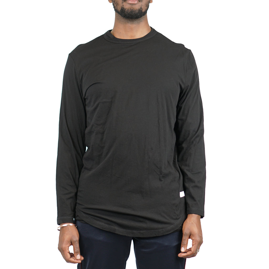 SIGNATURE DOUBLE LAYER LS TEE
