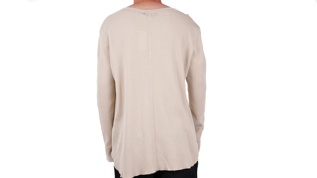 "L/S CREW THERMAL ""SAND"""