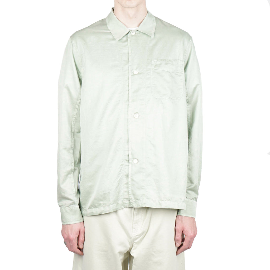 CUFFED BOX SHIRT